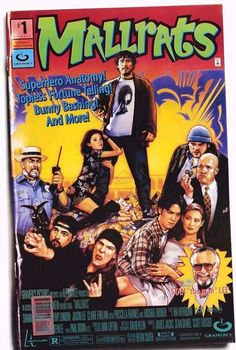 Mallrats... Another Kevin Smith masterpiece of oddball comedy