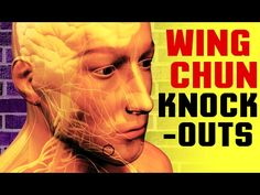 Wing Chun KNOCKOUTS! How to knockout someone in Short Range - Pressure Point Dim Mak Chi Striking - YouTube