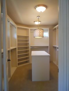 Walk In Closet On Pinterest Closets Closet Designs And Dream Closets