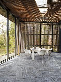 Interface   Modular Carpet Tile   Near & Far   NF400 Felt   NF401 Felt