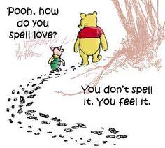 pooh bear love - Google Search