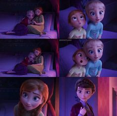 Watch Frozen II for free - Frozen Disney, Walt Disney, Frozen And Tangled, Frozen Movie, Disney Magic, Anna Disney, Frozen Frozen, Disney Memes, Disney Quotes