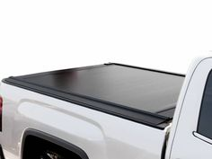 Bizon Matte Black Retractable Tonneau Cover