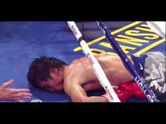 That's how Manny Pacquiao ended up Saturday night courtesy of a nasty sixth round knockout at the hands of Juan Manuel Marquez. Pacquiao Vs, Manny Pacquiao, Funny Images With Quotes, Funny Pictures, Boxing Videos, Nike Kicks, Floyd Mayweather, Sports Figures, Kos