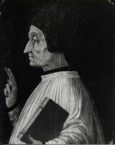 Bellini Gentile - sec. XV/ XVI - Ritratto del beato Lorenzo Giustinani