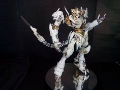 www.pointnet.com.hk - 有片!!終於完成!! 模型作品 1/144 Gundam Barbatos Project Thanatos