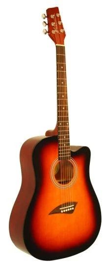 Kona Acoustic Dreadnought Cutaway Guitar With Spruce Top And Traditional Tobacco Sunburst Finish Acoustic Guitar For Sale, Acoustic Guitars, Guitar Reviews, Joe Satriani, Types Of Guitar, Guitar Photography, Guitar Stand, Guitars For Sale