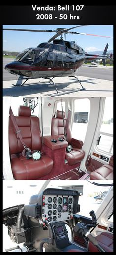Aeronave à venda: Bell 407 , 2008, 50 hrs. #bell #bell407 #407 #airsoftanv #aircraftforsale #aeronaveavenda #pilot #piloto #helicoptero #aviation #aviacao #heli #helicopterforsale  www.airsoftaeronaves.com.br/H178