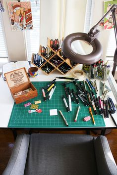 On the second floor of a quaint 1910 apartment inLittle Rock, Arkansas, you'll find illustratorSally Nixonplugging away in her studio, her dog…