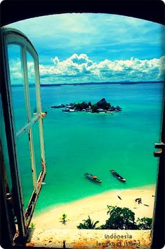 Lengkuas Island  Indonesia