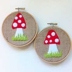 I love making by hand.... It means that every single item I make is individual and one of a kind.  I think we all deserve a bit of something as one-of-a-kind as we are. Who is with me?  #ooak #oneofakind #handmadehome #toadstool #fungi #pixie #stitch #stitchersofinstagram #wallart #hoopart #fibreart #textileart #etsy #etsyuk #etsyseller #makersgonnamake #linkinbio #linkinprofile #handmade #smallbusiness #shopsmall #handsandhustle #thepigeonsnest #love #bossbabe #mumpreneur #makermama