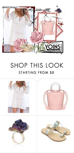 """""""pastel yoins 69"""" by zancica ❤ liked on Polyvore featuring women's clothing, women's fashion, women, female, woman, misses and juniors"""