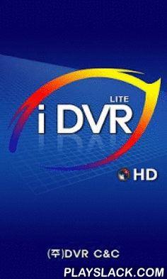 IDVR HD Lite 3.00.1  Android App - playslack.com , DS Series 디브이알씨앤씨(DVRCNC) 어플리케이션 입니다.