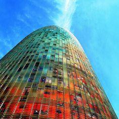 La torre Agbar