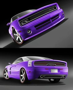 2013 dodge charger concept     Not too crazy about the Plum Crazy color but badass nonetheless!