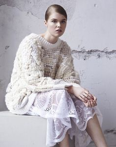 New Knitwear These beautiful pieces are part of Hannah Jenkinson's knitwear collection and it's simply stunning. Hannah is from a bea...