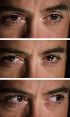Ugh, his eyes are perfect.