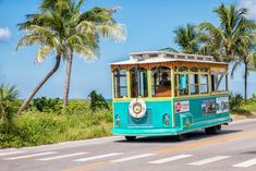 MustDo.com   Visitors can join the narrated Sanibel Historic Trolley Tour that runs all over Sanibel Island, near Fort Myers, Florida. Photo by Jennifer Brinkman.