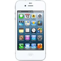 Walmart: Apple iPhone 4 8GB, White, for Straight Talk, No Contract