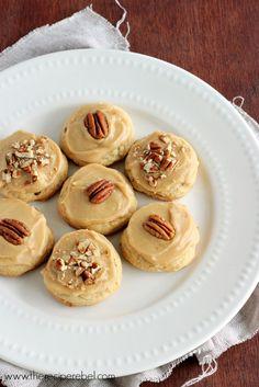 Brown Sugar Pecan Cookies