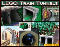 like to bring up the topic of lego train tunnels why has lego never