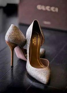 True love #Gucci#heels
