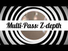 Nuke - Básico 08 - Multi-Pass 03: ZDepth e ZDefocus (treinamento em português) - YouTube