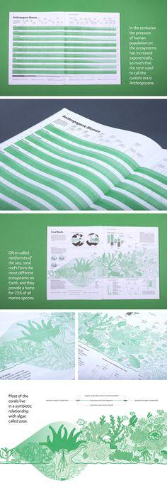 Arianne Codromaz & Mayra Mocellin (2015): Atlas of Contemporary Networks. Flora Chapter, via behance.net