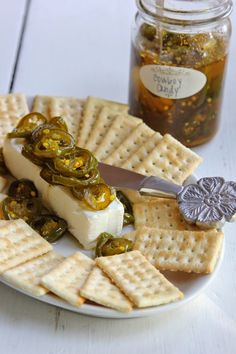 carmen's kitch: Cowboy Candy (Candied Jalapenos)