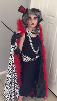 carnaval traje deville cruella fiesta de halloween disfraces de halloween ideas para disfraces las ideas de la escuela fantasa carnival fantasy