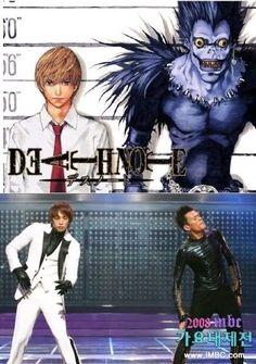 11 Uncanny Male Idol and Anime Look-alikes:  http://www.koreaboo.com/interactive/7-precious-half-korean-ulzzang-kids/