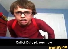 Call of Duty players now