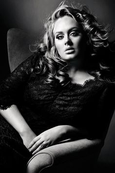 Adele, is not only a great singer, she is cleary very wise as well. Vogue British Editorial The Bombshell: Adele, October 2011 Vogue Magazine Covers, Vogue Covers, Magazine Photos, Vogue Uk, Britney Spears, Pretty People, Beautiful People, Beautiful Voice, Gorgeous Lady