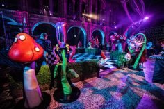 Alice in Wonderland Corporate Party 2018 | Gallery | Theme Ideas | Event Prop Hire
