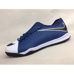 hot sale online 3f089 4f12f Hot 2017 Nike HypervenomX Finale II IC Blue White Black Football Boots