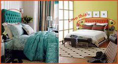 tutorial on how to make tufted headboards... I really want to do this!