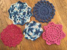 Kate Graff's #Crochet Mandalas for Marinke