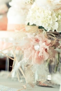 FEATURE | Rustic   Shabby Chic Bridal Shower