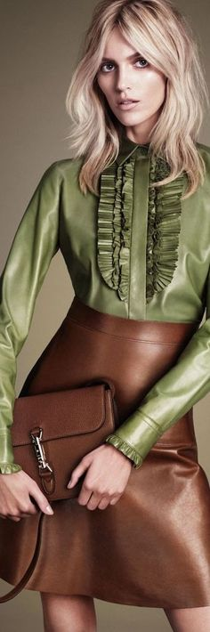 Gucci Fall 2014 ...........