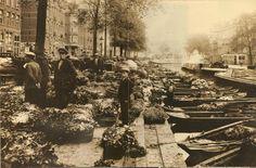 Marnixtraat groentenmarkt pm 1915