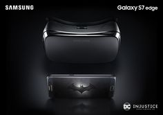 Ver Samsung Galaxy S7 Edge de Batman es oficial
