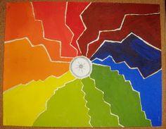 Academy ART CLASS: Complex Color Wheel