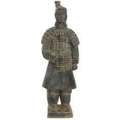 14-inch Xi'an Terracotta Warrior Statue