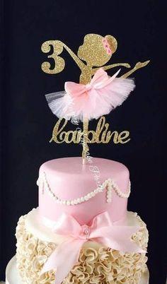 Ballerina-Kuchen-Deckel-Ballerina-Party-Dekorationen Source by . Ballerina Party Decorations, Ballerina Birthday Parties, Birthday Party Decorations, Girl Birthday, Dance Birthday Cake, Decoration Party, Cake Decorations, Torte Ballerina, Princess Party