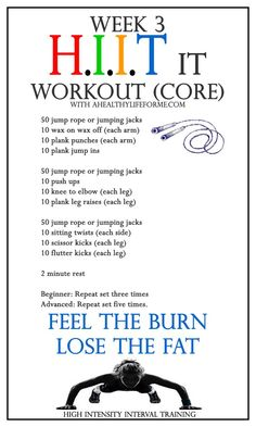 HIIT Workout Bicep, Tricep and Shoulder. HIIT exercises increases your metabolism meaning you burn more calories, lose more fat, and improve your cardiovascular fitness level in a short period of time. - A Healthy Life For Me Fitness Workouts, Fitness Motivation, At Home Workouts, Cardio Workouts, Exercise Motivation, Easy Workouts, Motivation Quotes, Yoga Fitness, Planning Sport
