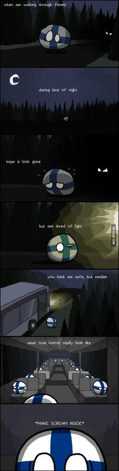 Finnish Fear