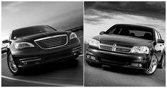 FCA : Fin de vie pour les Chrysler 200 et Dodge Avenger