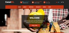 Here are some of the best construction company WordPress themes 2016 for building, contractor, architect or business related websites.