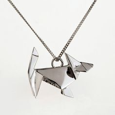 Origami Jewelry doggie..