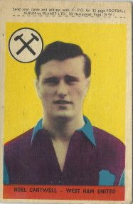 79. Noel Cantwell West Ham United